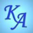Ikon KenArt blå